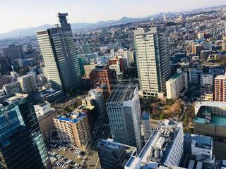 都市の眺めの写真・画像素材[2492044]
