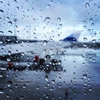 機窓からの写真・画像素材[2489574]