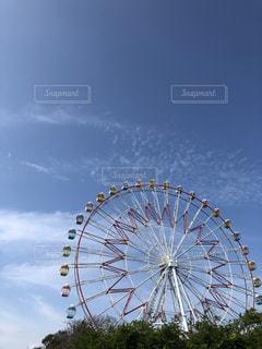 観覧車 その2の写真・画像素材[2697802]