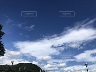 空の雲の群の写真・画像素材[2703091]