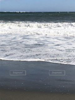 波 その4の写真・画像素材[2717326]