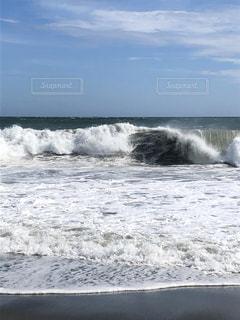 波の写真・画像素材[2717329]