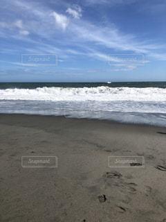 砂浜の写真・画像素材[2717331]