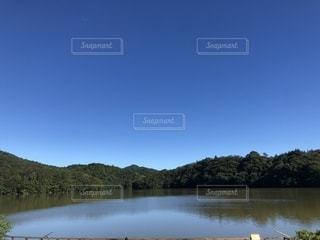 湖 その3の写真・画像素材[2722458]