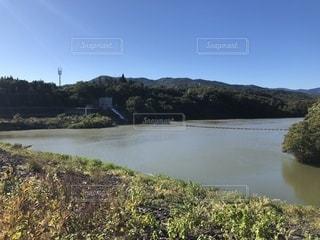 ダム湖 その2の写真・画像素材[2722459]