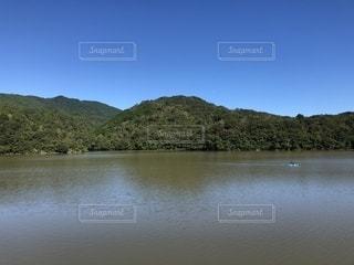 湖 その2の写真・画像素材[2722471]