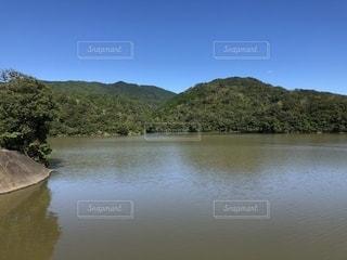 湖 その5の写真・画像素材[2722472]