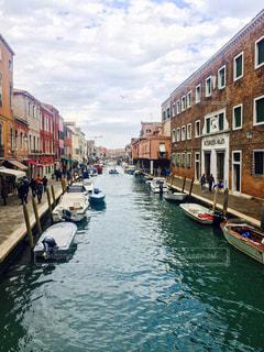 ベネチアの風景の写真・画像素材[2588746]