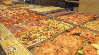 イタリアローマのピザ屋。の写真・画像素材[2609732]