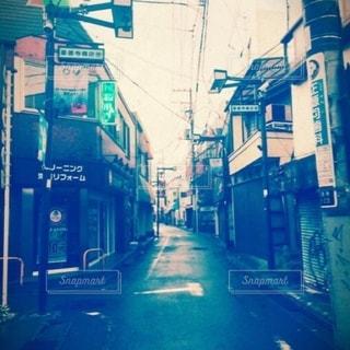 豪徳寺商店街の写真・画像素材[2491533]