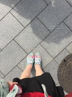 靴の写真・画像素材[103890]