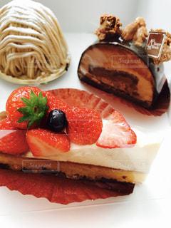 ケーキの写真・画像素材[617663]