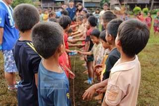 海外ボランティアの写真・画像素材[2652300]