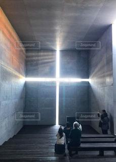 光の教会の写真・画像素材[2511801]