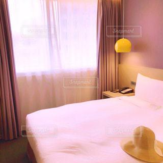 ホテルの部屋の写真・画像素材[2493191]