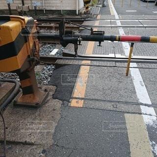 通りのクローズアップの写真・画像素材[2509211]