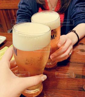 いざ、乾杯!の写真・画像素材[2497193]