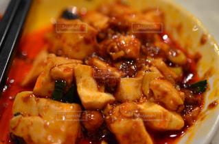 麻婆豆腐の写真・画像素材[2497277]