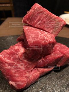 肉タワーの写真・画像素材[2511113]
