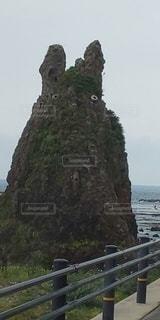トトロ岩の写真・画像素材[2508773]