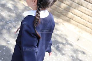 今日から幼稚園生の写真・画像素材[2500461]
