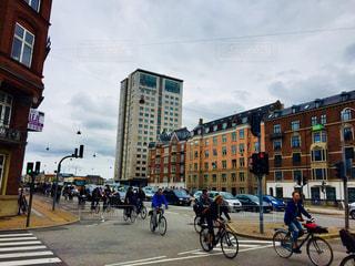 コペンハーゲン市内にて。の写真・画像素材[2500964]