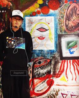 "Self""ART""Portraitの写真・画像素材[2504805]"