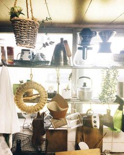 台所の一部の風景の写真・画像素材[2501509]