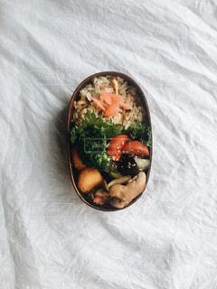 日々のお弁当の写真・画像素材[2502182]
