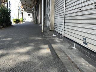 場末感がただようシャッター商店街 - No.891646