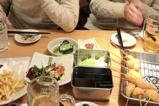 大阪名物の串カツで飲み会 - No.966326