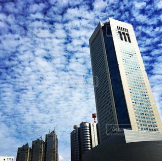 都会の高い建物の写真・画像素材[2515347]