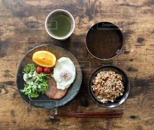 健康的な朝食の写真・画像素材[2940773]