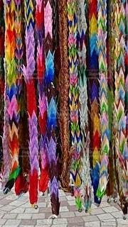 折り鶴の写真・画像素材[2509191]