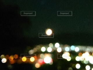 夜景の写真・画像素材[3879996]