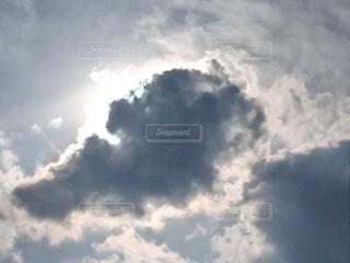 曇り空。の写真・画像素材[2686668]