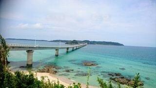 角島大橋の写真・画像素材[4089606]