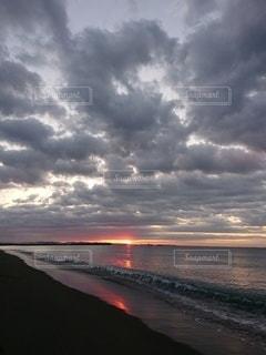 2019初日の出 サザンビーチの写真・画像素材[2688972]
