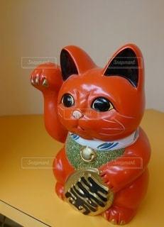 招き猫の写真・画像素材[2688994]