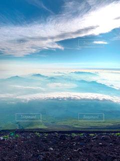 富士山の眺めの写真・画像素材[2506799]