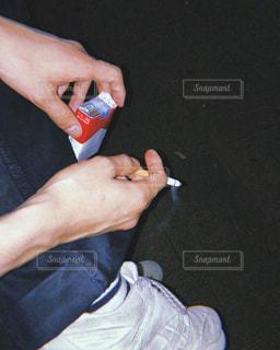 cigaretteの写真・画像素材[2549141]