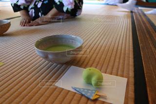 お茶会のおもてなしの写真・画像素材[2512813]