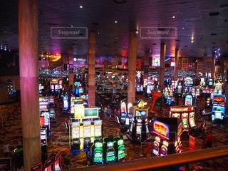 ラスベガスのカジノ内の写真・画像素材[2509601]