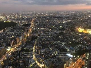 #光り輝く街の写真・画像素材[2509642]