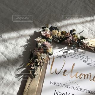 結婚式にの写真・画像素材[2697514]