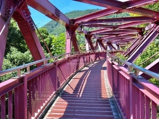 あやとり橋の写真・画像素材[2575261]