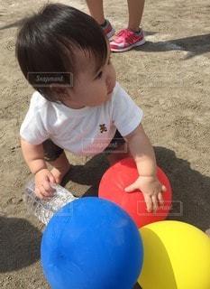 子どもの写真・画像素材[100730]