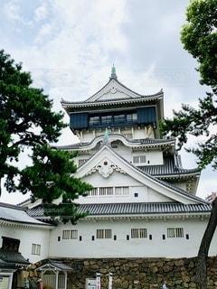 小倉城外観の写真・画像素材[2610520]