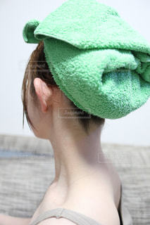 お風呂上がりの写真・画像素材[2587032]
