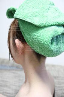 お風呂上がりの写真・画像素材[2587036]